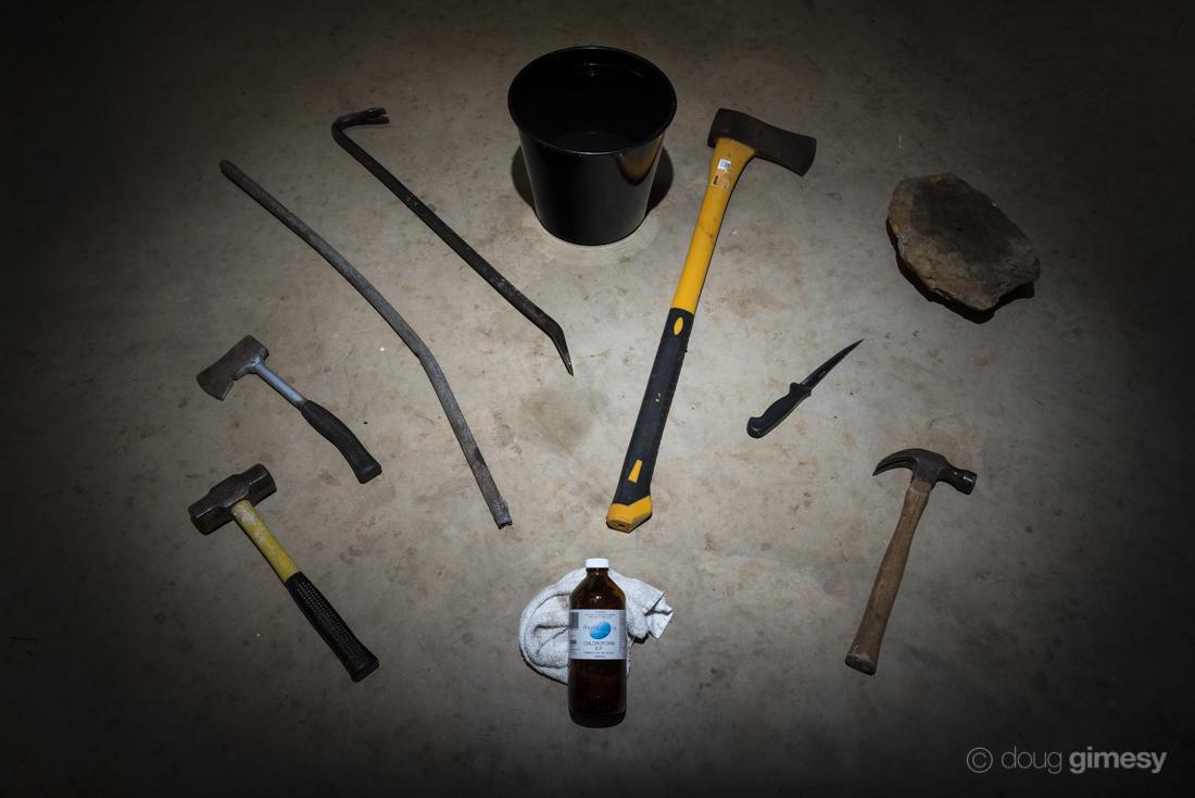 Tools of mercy